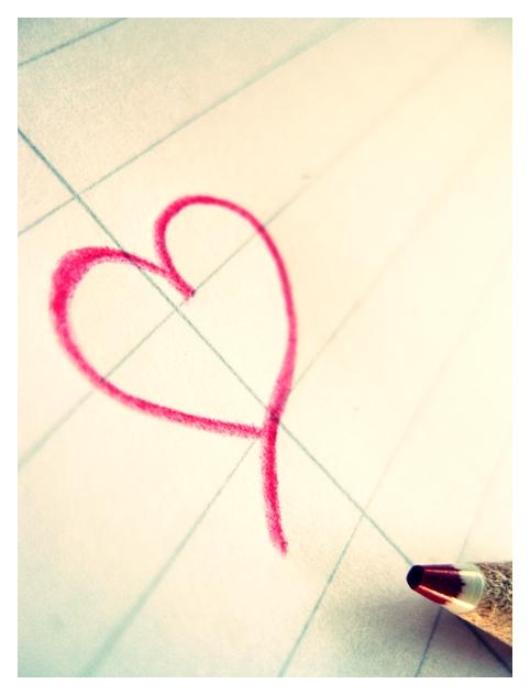 verliebt zu sein