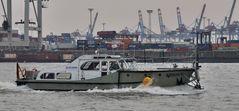 Vermessungsboot Argus V