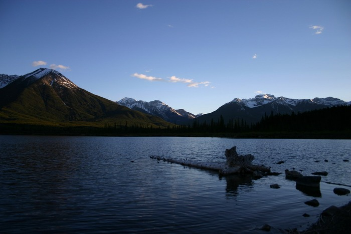 Vermillion Lakes, Banff