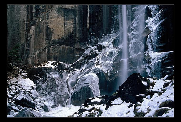 Vernal Fall by Gregor Kofler