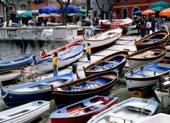 Vernazza Hafen