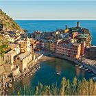 Vernazza in der Cinque Terre - Ligurien