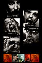 Vernissage am 04.04 09. die verantwortlichen Visagen !