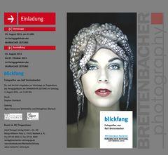 Vernissage - Kunst im MZ-Treppenhaus: blickfang