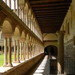 Verona, Chiostro del Duomo