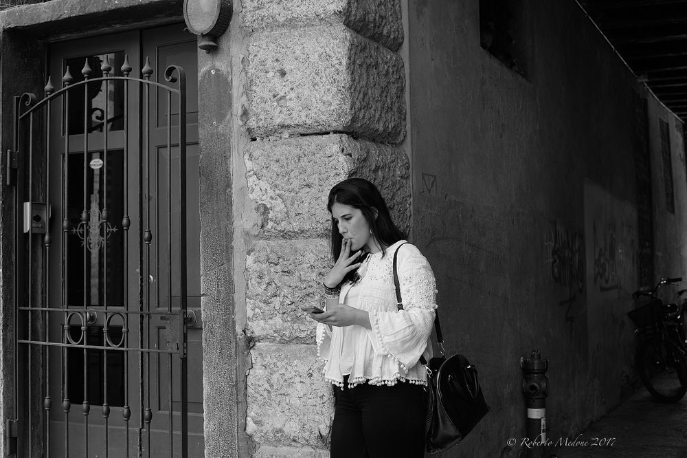 Verona, Piazza del Mercato