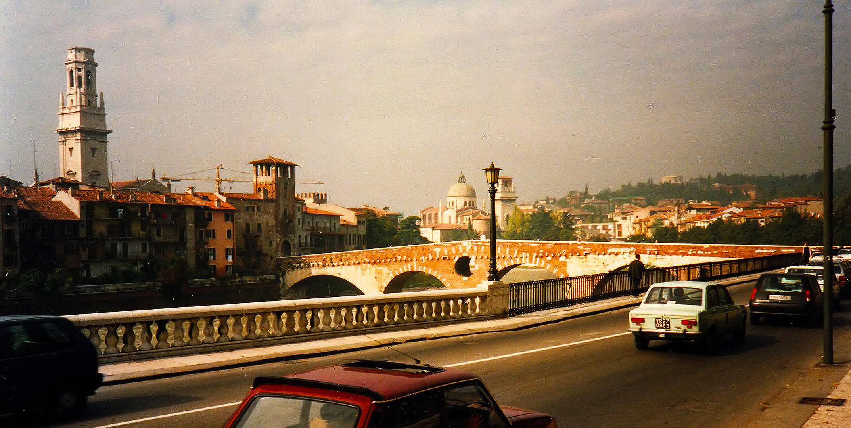 VERONA - THE RIVER ADIGE