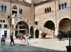 Verona...Piazza dei Signori