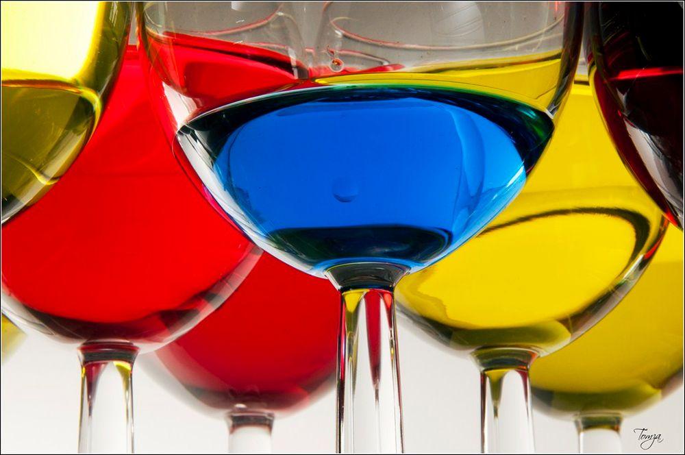 verres de couleurs#3