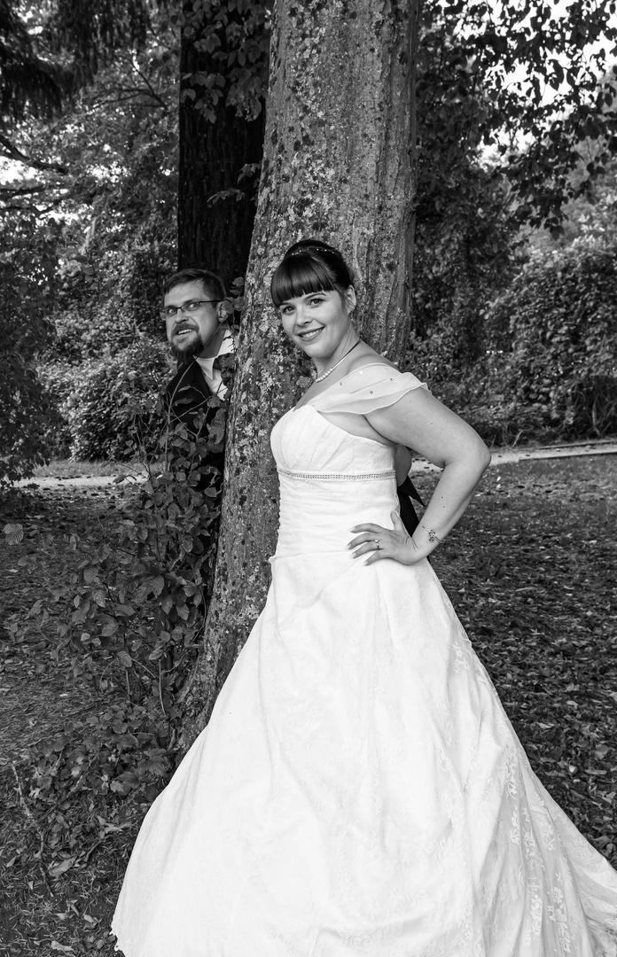 verrückte Hochzeit