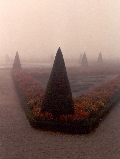 Versailles automne