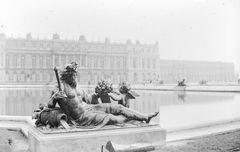 Versailles, detail