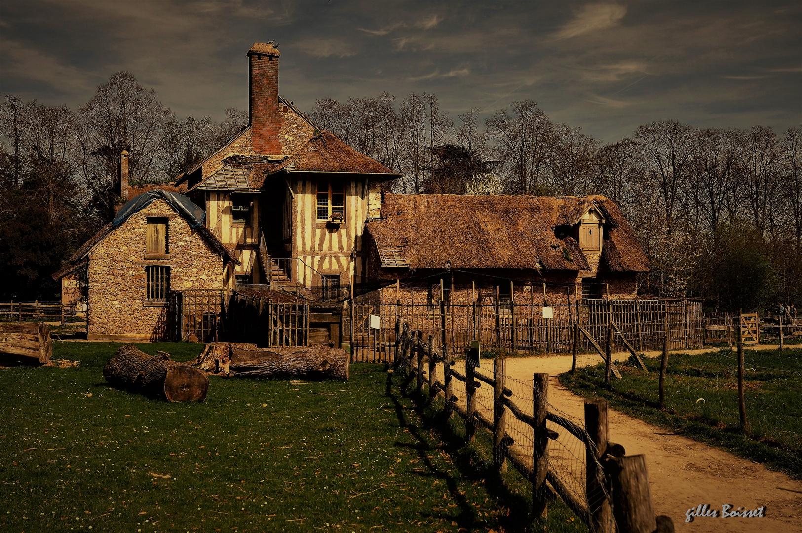 Versailles le hameau de la Reine, la ferme photo et image | europe, france,  ile de france Images fotocommunity