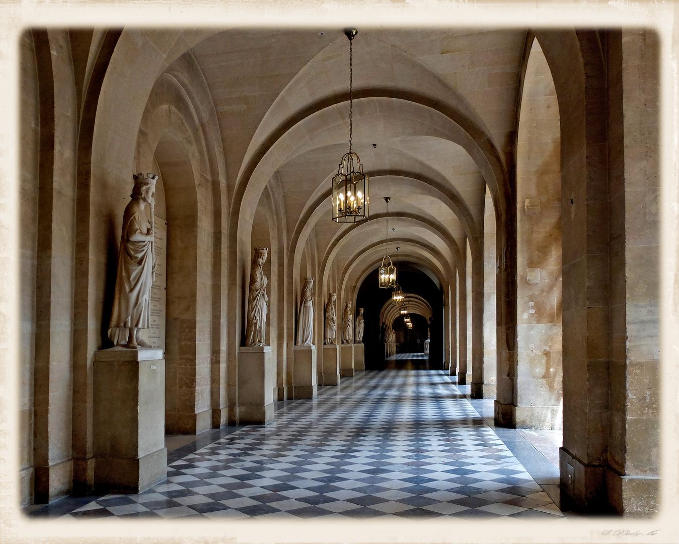Versailles sans les ors