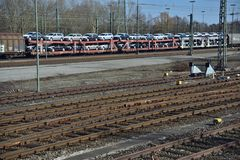 Verschiebebahnhof Hamburg Maschen