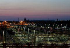 Verschiebebahnhof TKS-Duisburg