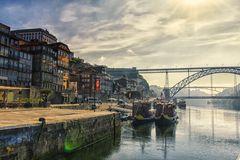 Verschlafenes Porto