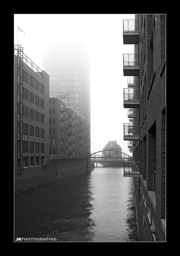 Verschleierte Speicherstadt II