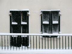 Verschlossene Fenster