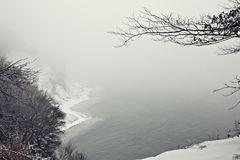 verschneit und vernebelt