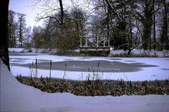 Verschneit, zugefroren ... kalt !
