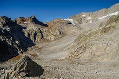 Verschwunde Gletscher