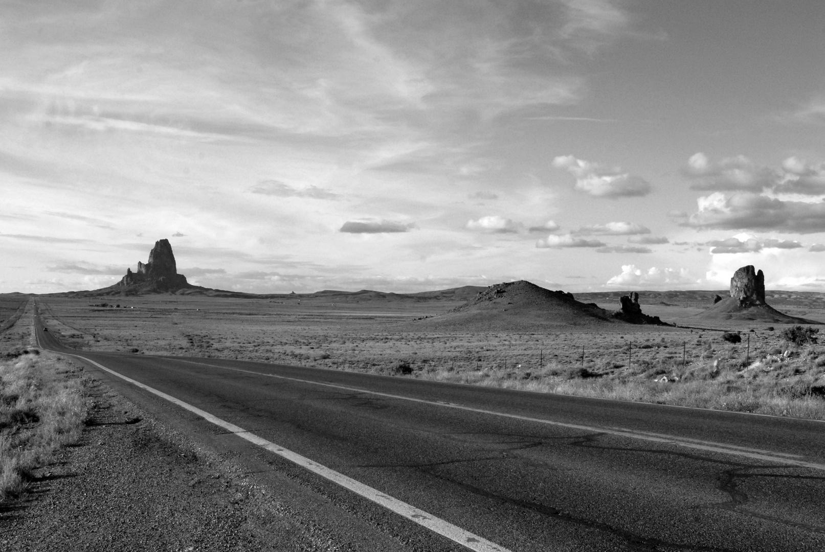 Verso lo Utah