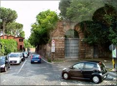 Verso Via Appia Antica
