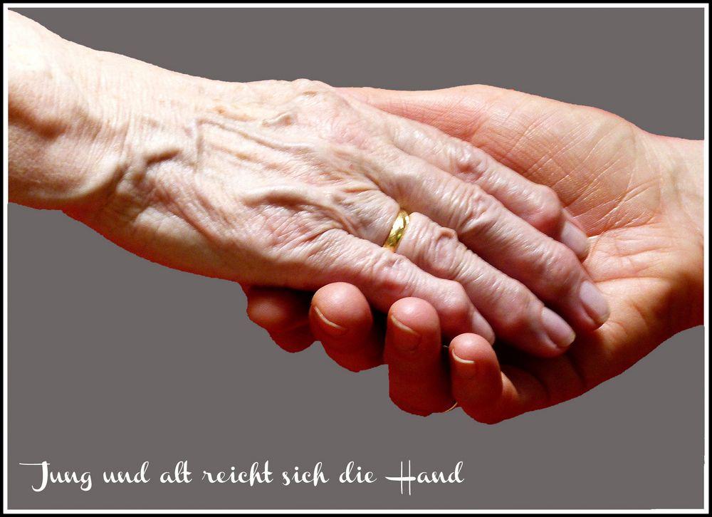 Orgie Zwischen Alt Und Jung