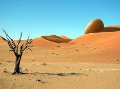 verstEinert (Namibia - Sossusvlei)