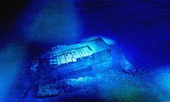 ... verstreut auf dem Meeresboden ... (4)