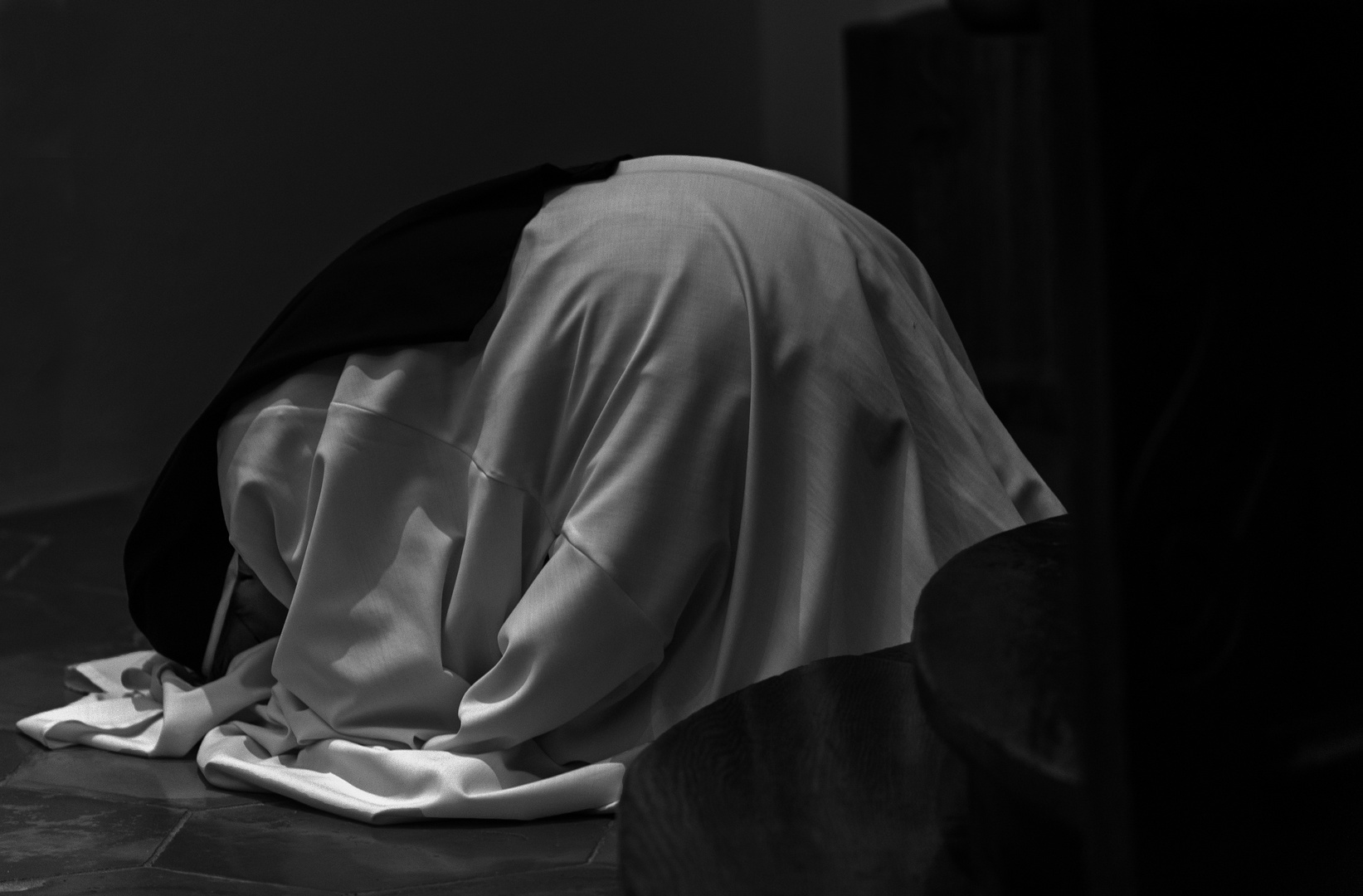 Versunken im Gebet - 2