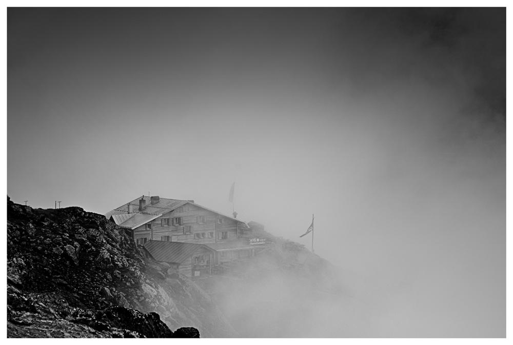 Versunken im Nebel