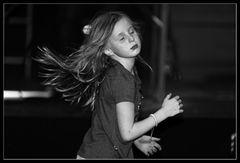 Versunken im Tanz
