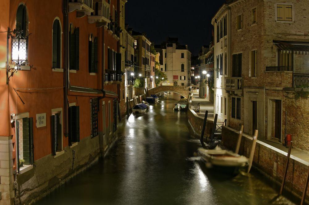 Verträumte Gassen in Venedig