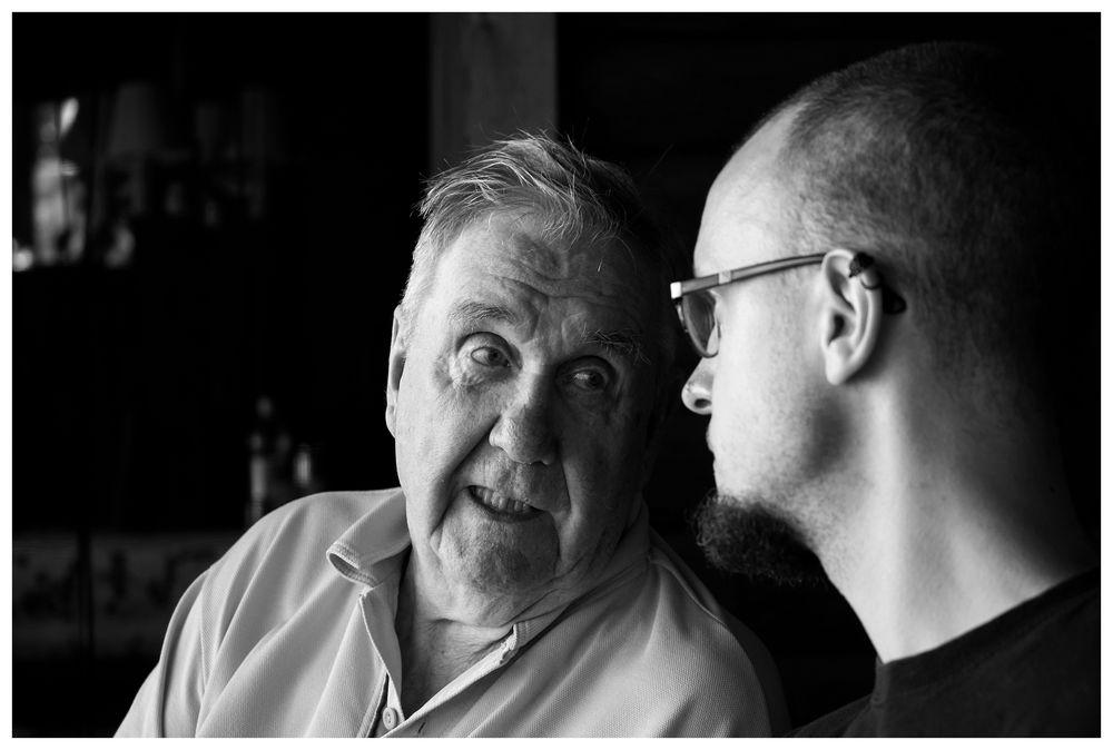 Vertrauen Foto & Bild | erwachsene, menschen im alter