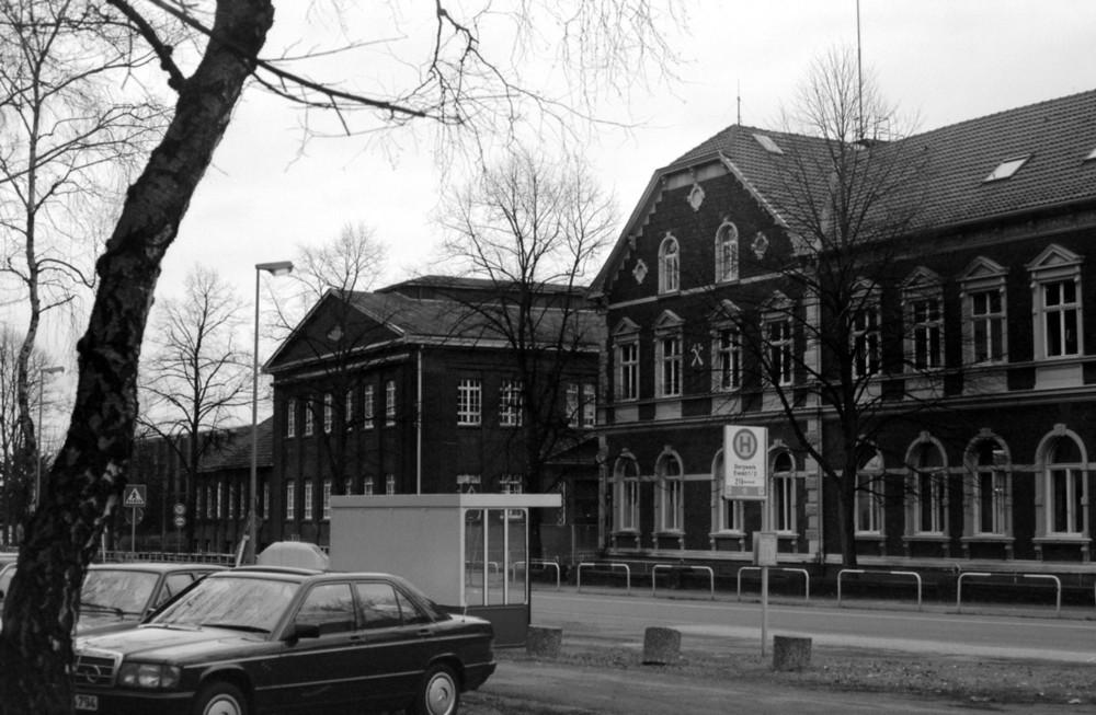 Verwaltungsgebäude Zeche Ewald