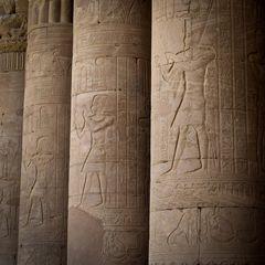Verwirrende Säulen
