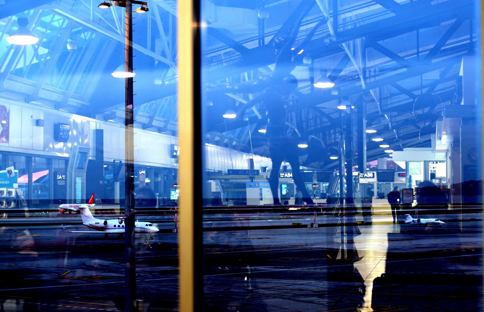 Verwirrung am Flughafen (Nizza)