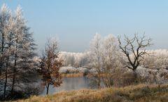 Verzauberte Winterlandschaft