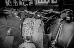 Vespa and the traces of time