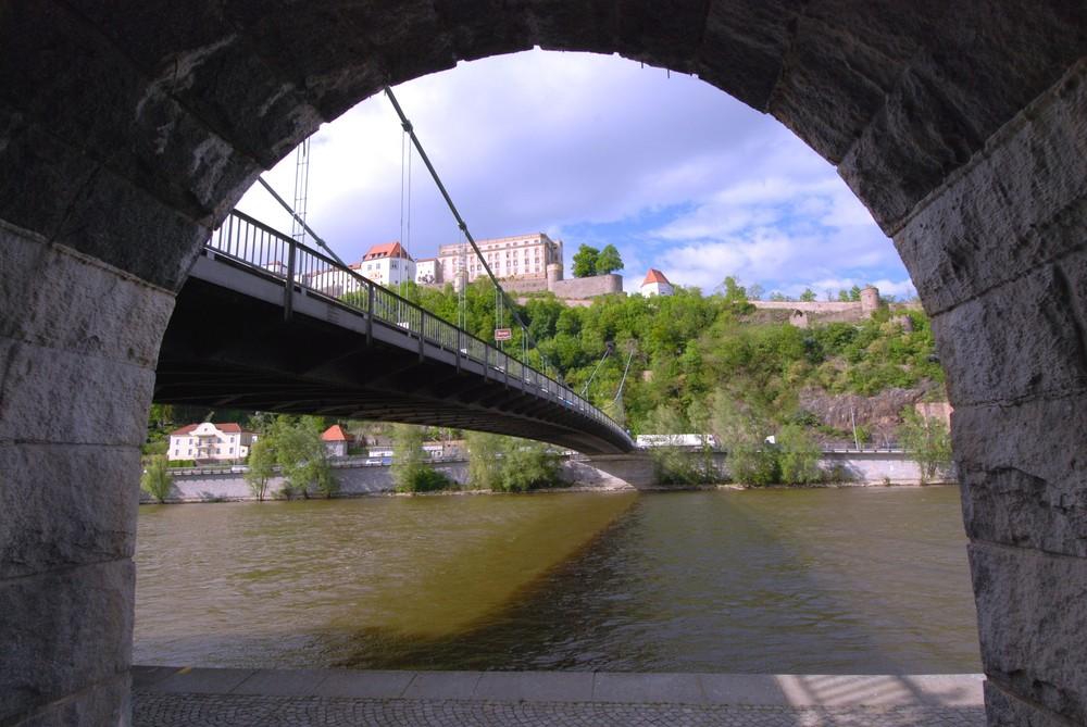 Veste Oberhaus über Passau