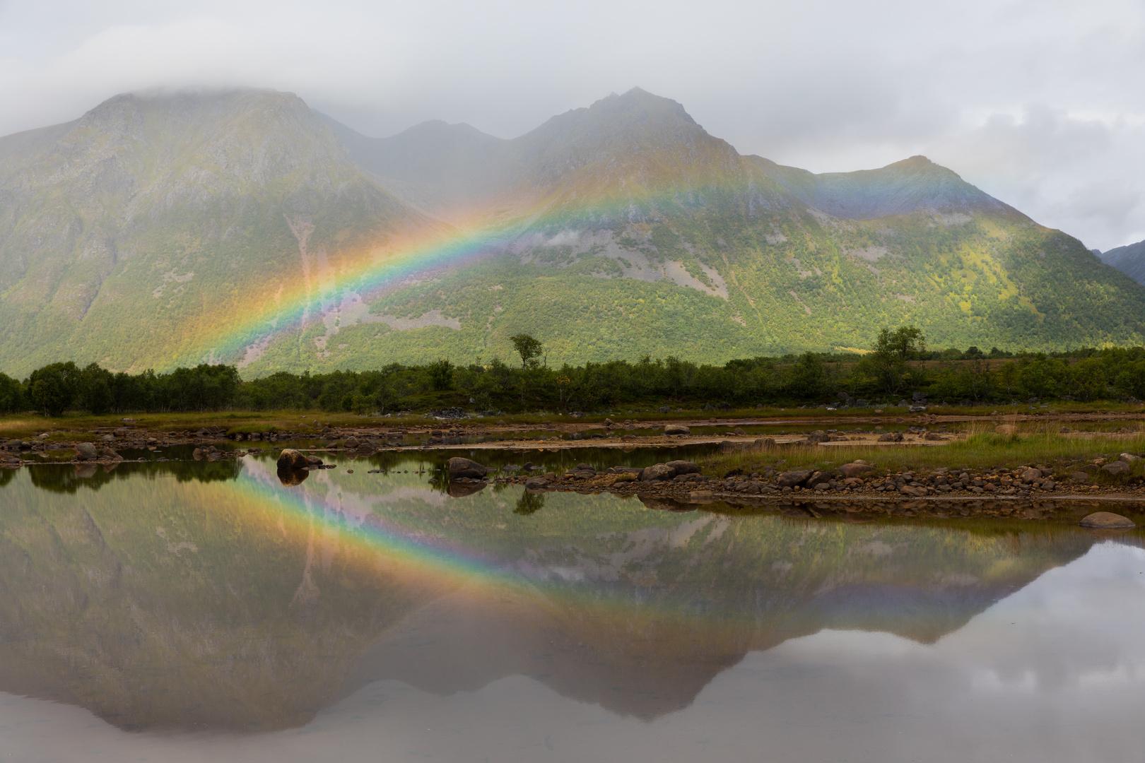 Vesteralen Regenbogen