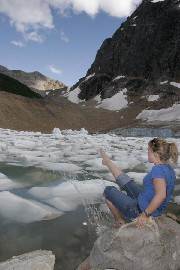 Vestiges des derniers glaciers