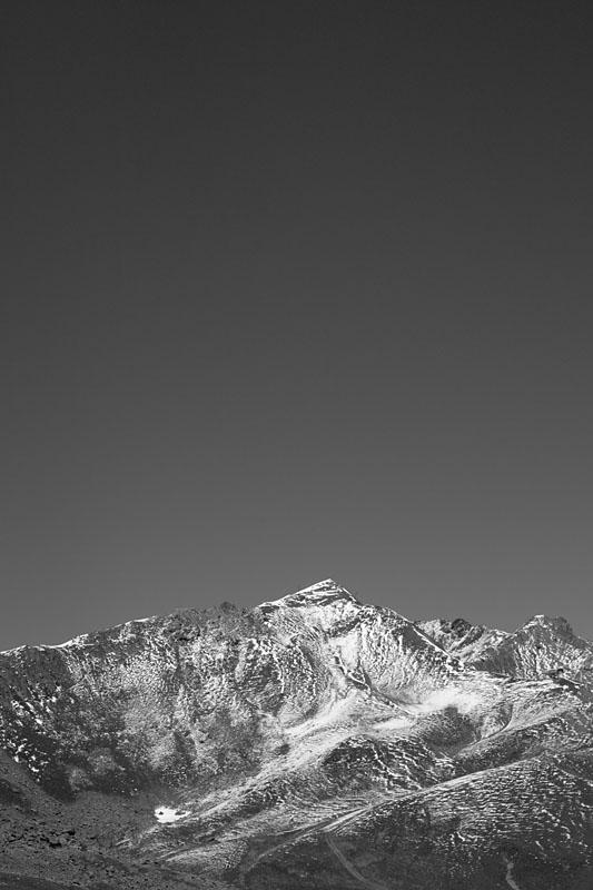 Vesulspitze in SW