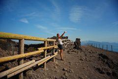 Vesuvio Selfie