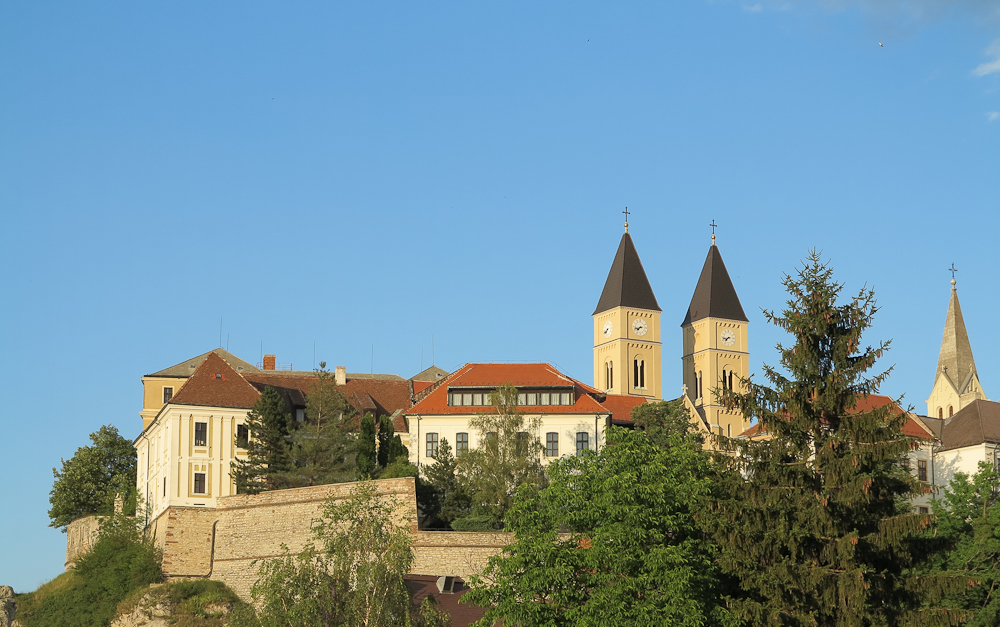 Veszprem Altstadt 1