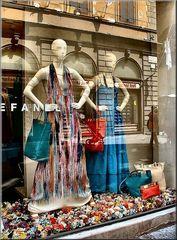 Vetrine a Firenze