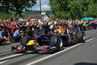 Vettel Home Run
