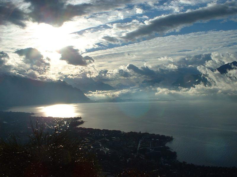 Vevey, Schweiz